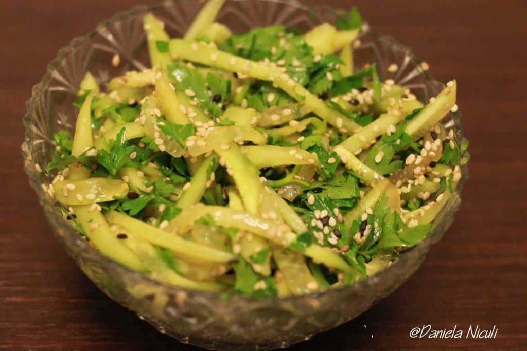 Salata de castraveti