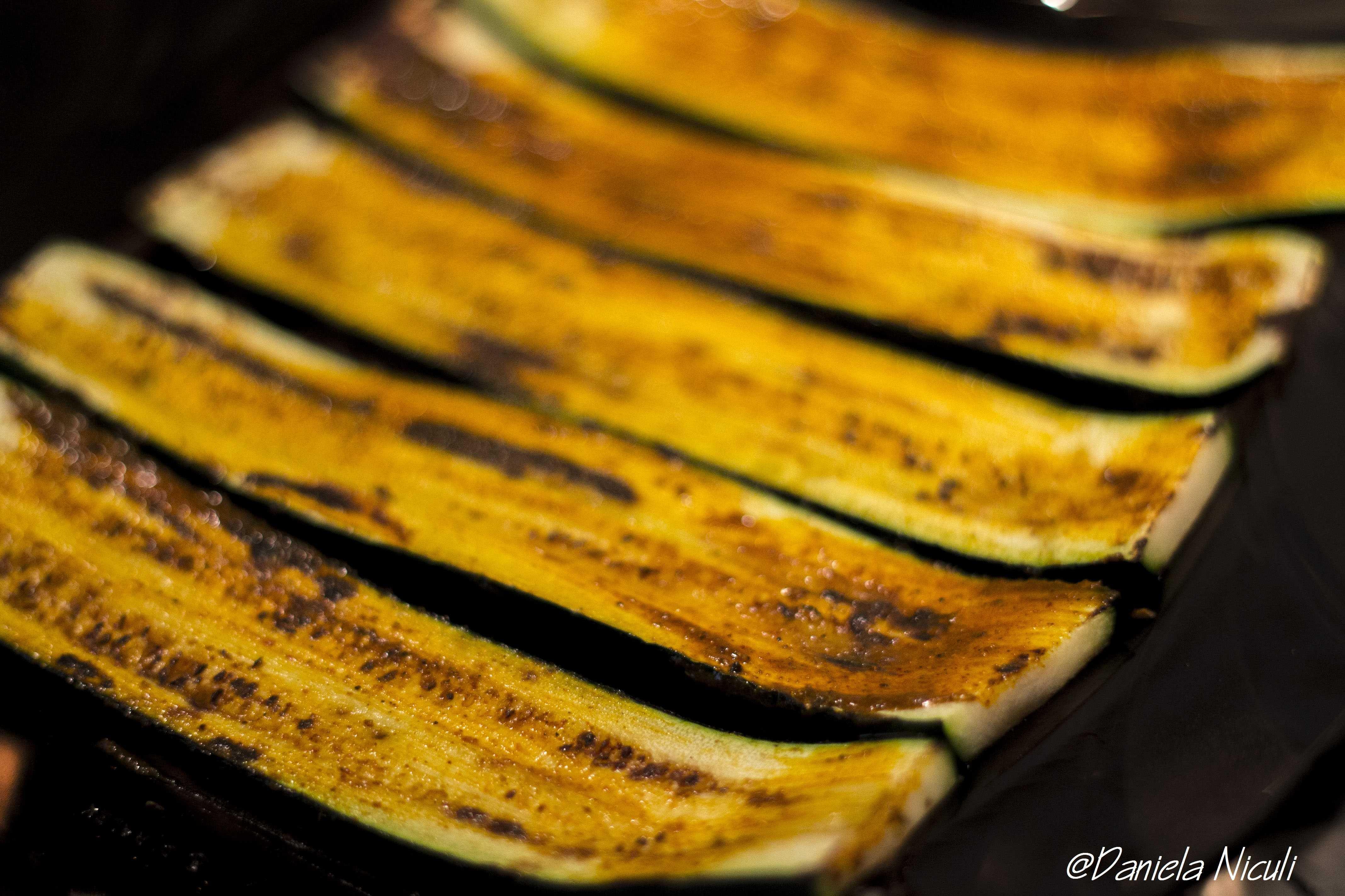 Zucchini fript