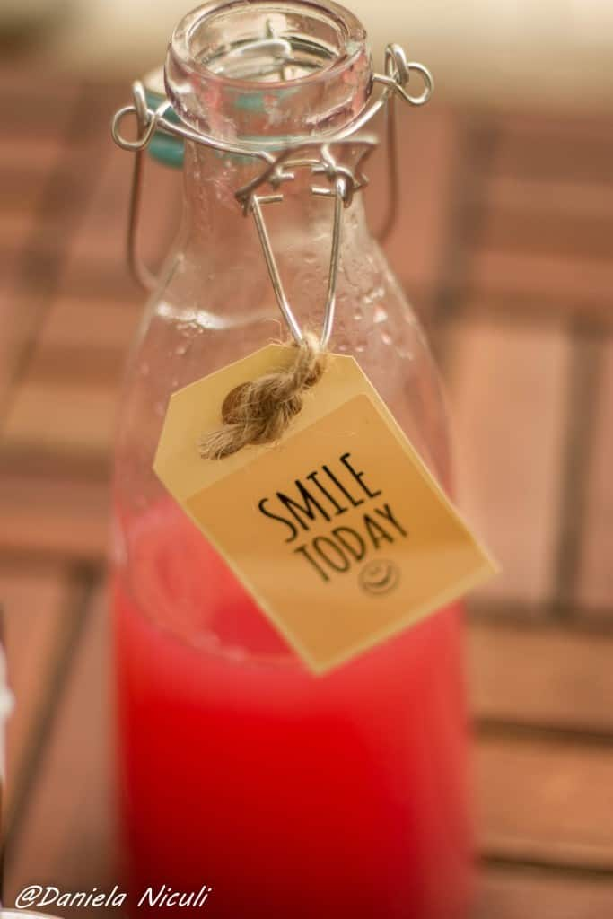 limonada pepene rosu