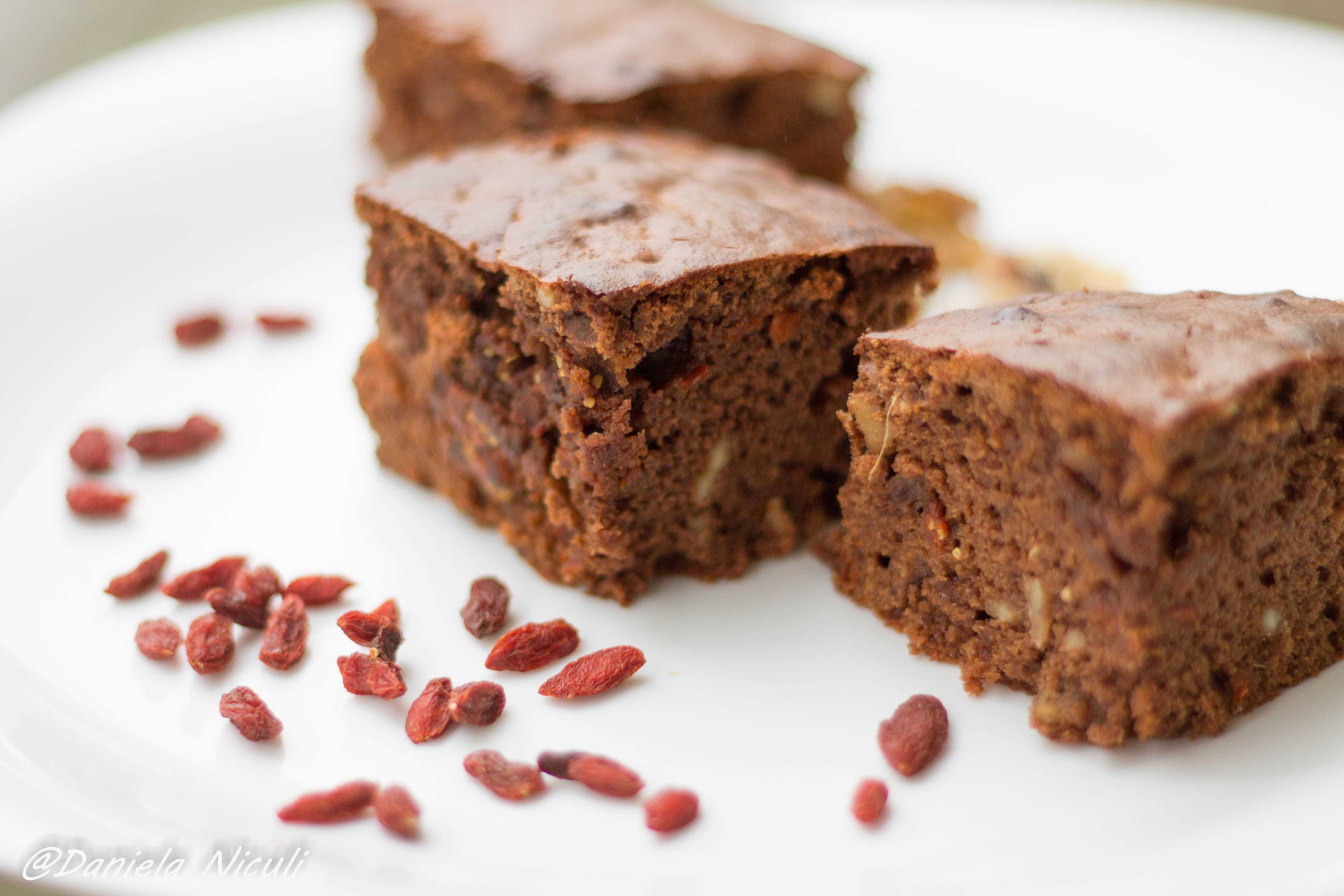 brownie ghimbir