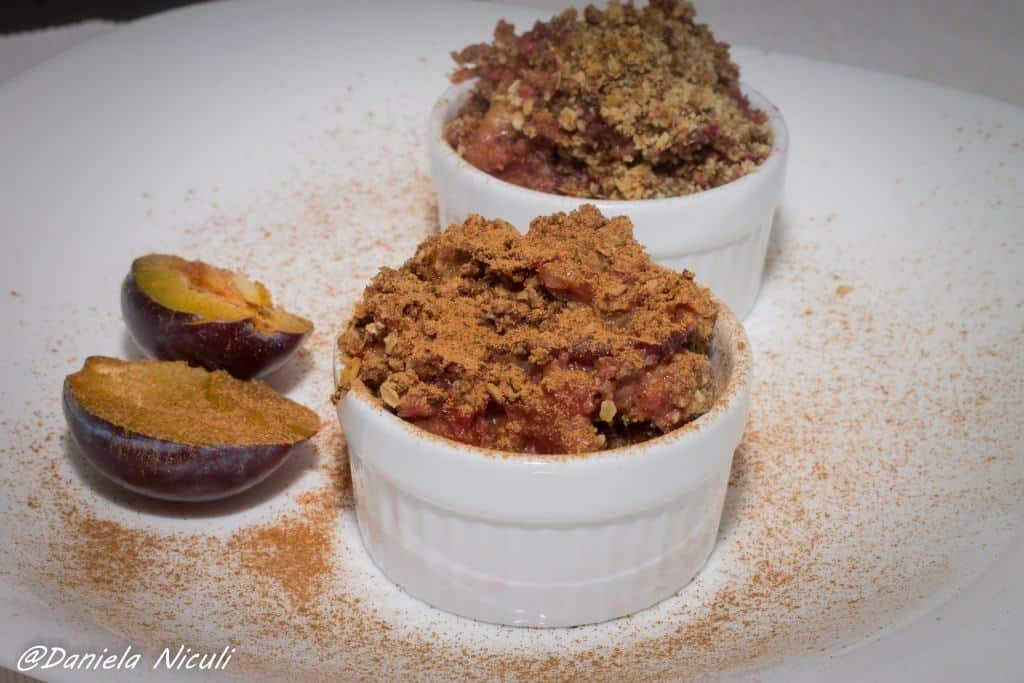 crumble prune