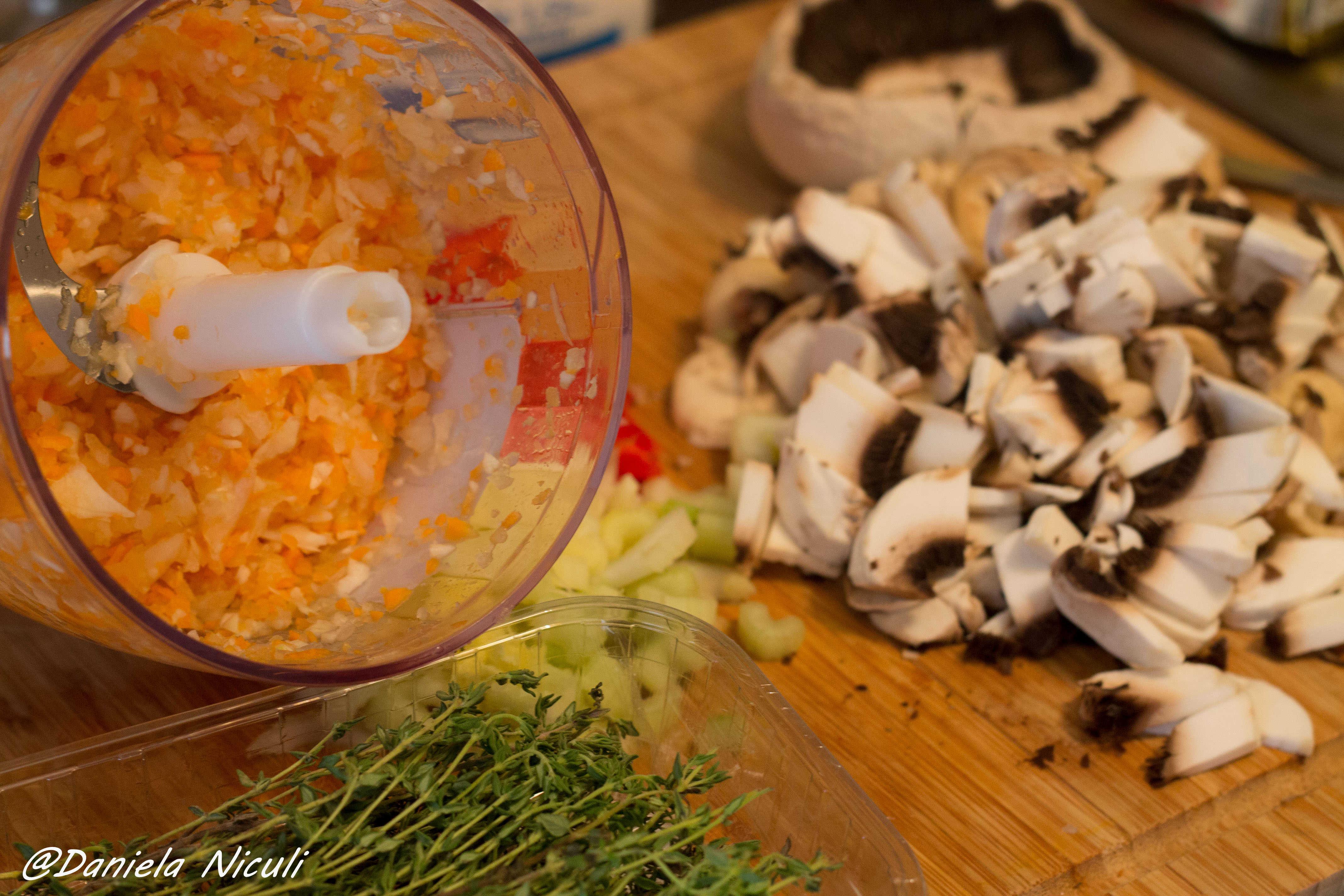 lasagna cu ciuperci si vita