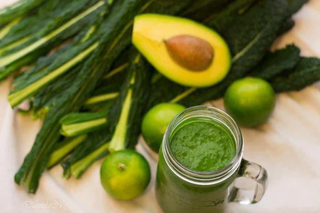 smoothie kale