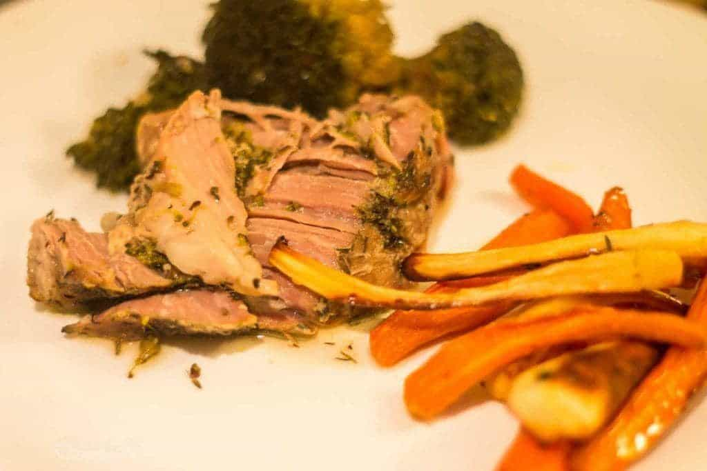 pulpa de porc slow cooker