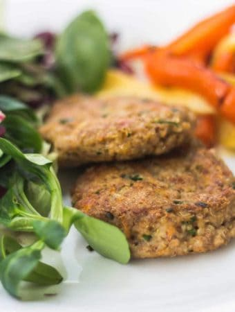 burgeri vegetali cu quinoa