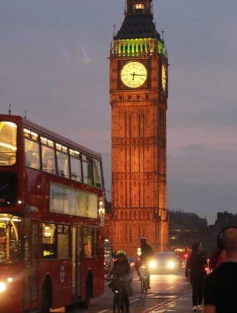 Vacanta la Londra, cu copil cu tot