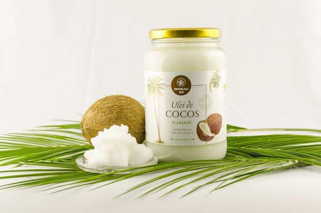 Uleiul din nuca de cocos