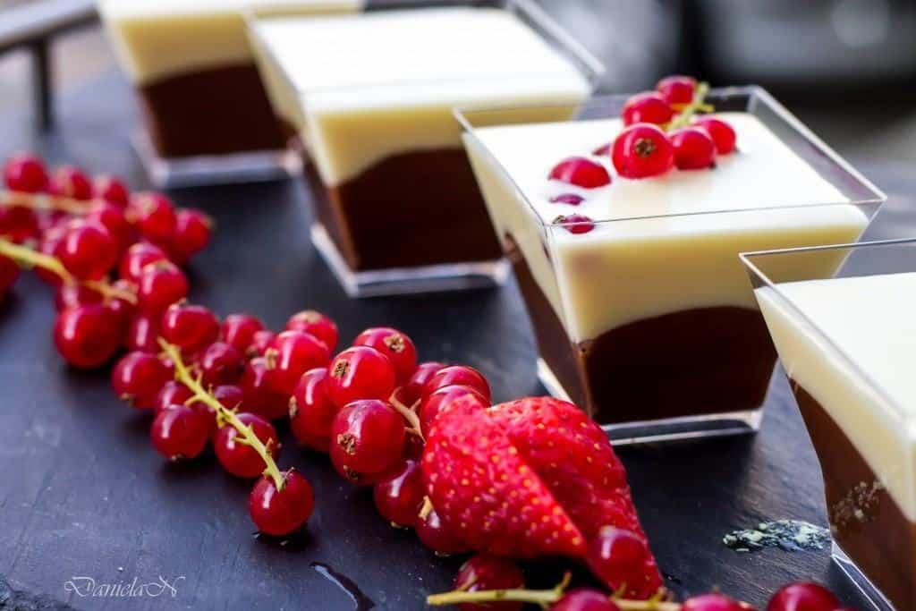 mousse de mascarpone si ciocolata alba