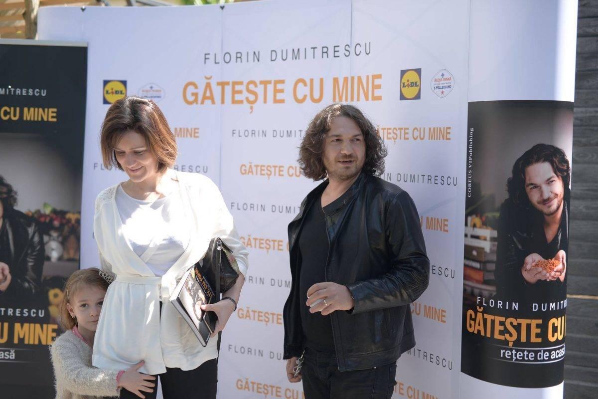 lansare carte Florin Dumitrescu