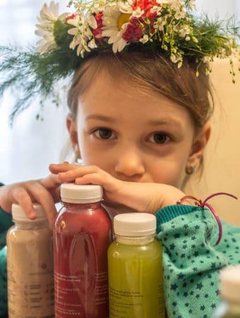 Sucuri naturale presate la rece pentru toata familia