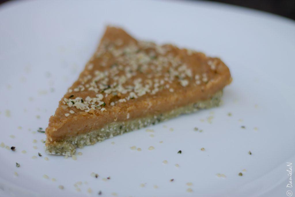 tarta cu unt de arahide
