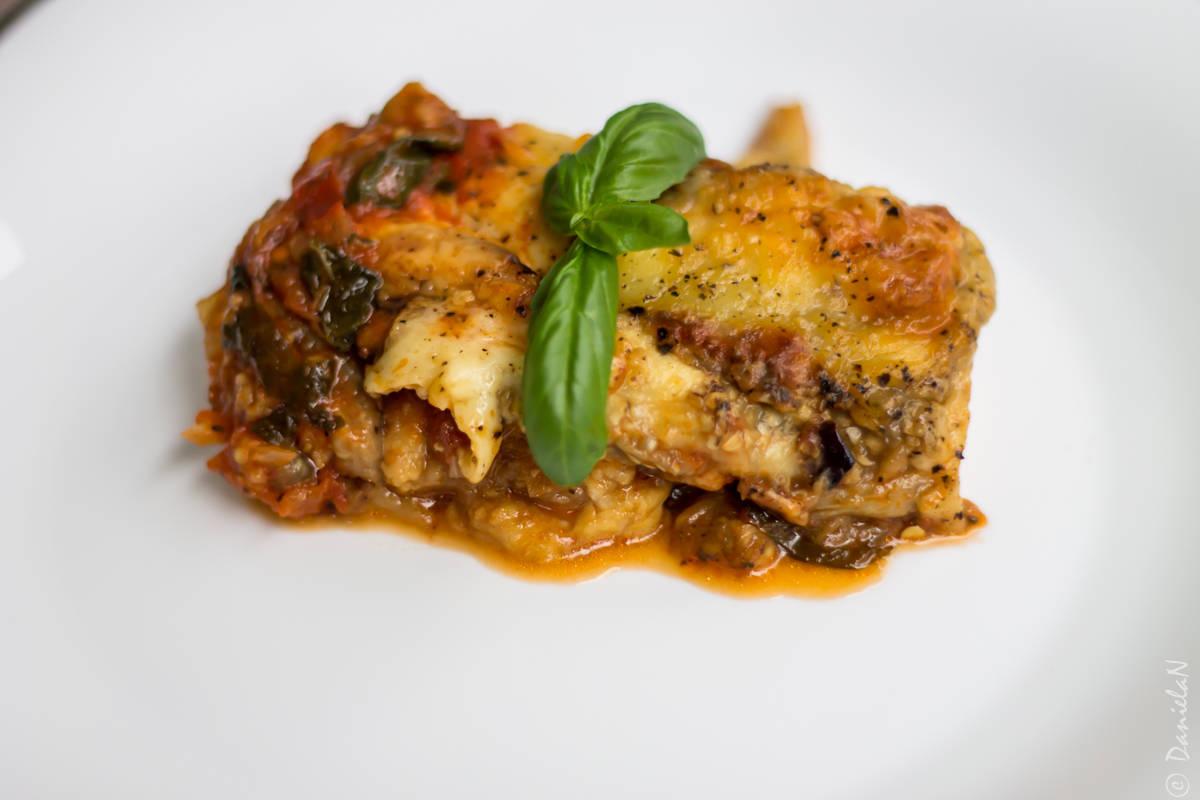 vinete parmigiana