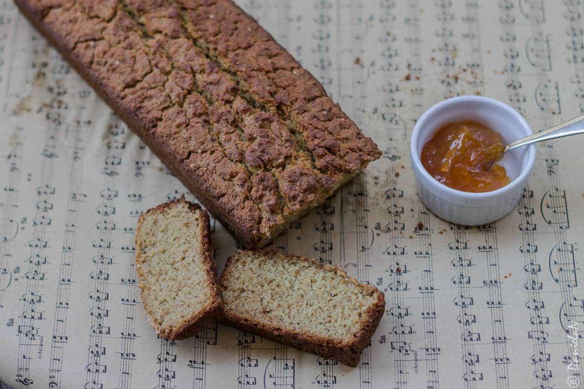 paine cu quinoa fara gluten