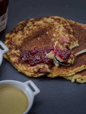 pancakes low carb