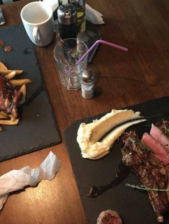 Copper's Pub sau unde se mai mânâncă bine în București?