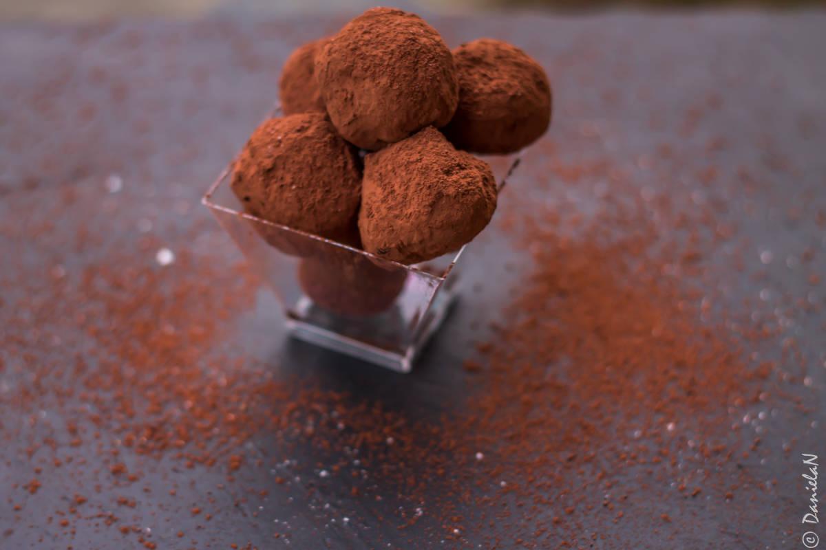 truffe de ciocolata cu ardei iute
