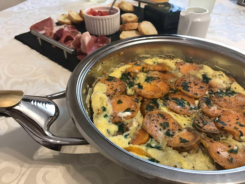mic dejun spaniol