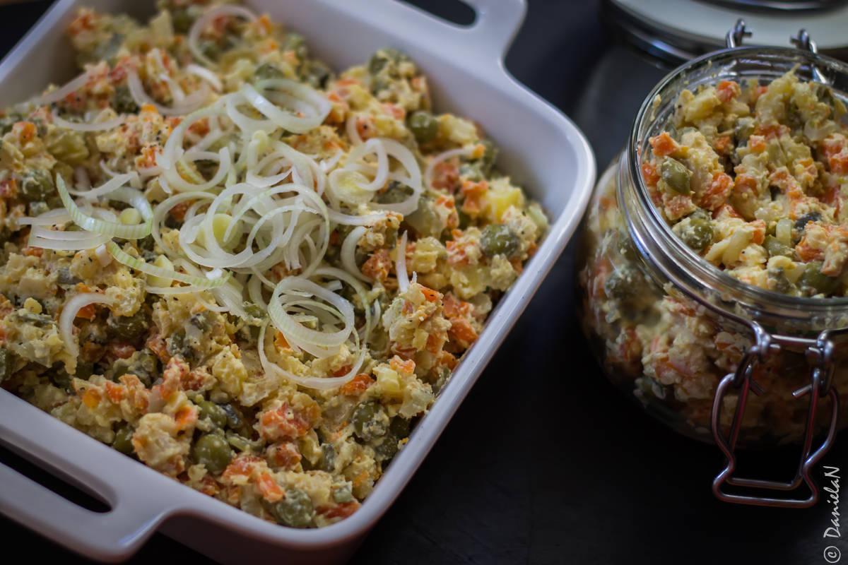 salata de bouef