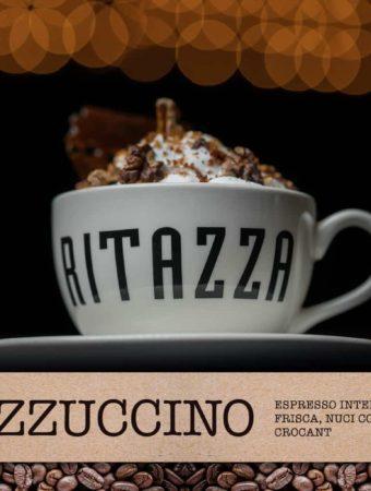 AMESTEC CROCANT DE CAFEA, NUCI COAPTE ȘI FOIȚE DE CARAMEL ÎN EDIȚIE LIMITATĂ LA CAFFE RITAZZA