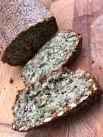 Pâine din semințe (fără făină, fără drojdie)